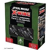 Star Wars X-Wing 2.0 Fugitivos y colaboradores