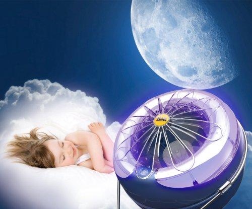 Insectenval CRI-CRI-Moon met lamp en ventilator IPX4