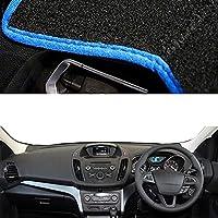 BEKwe 車内ダッシュボードマット、ナビゲーションなしのフォードエスケープKUGA用2012-2019