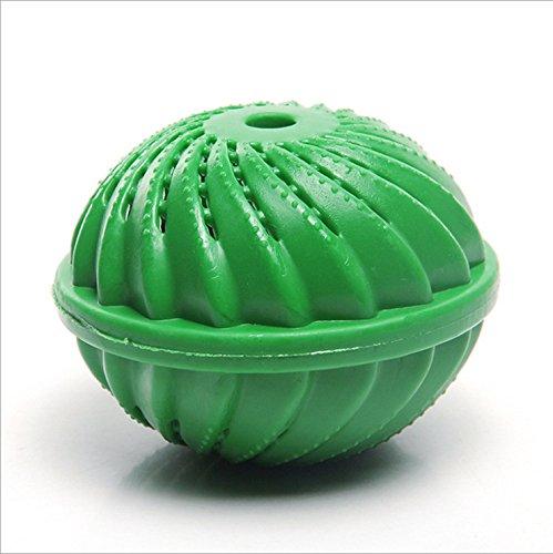 CHBOP EcoWashingBall - biologischer Waschball, wäscht ohne Tenside und Chemie