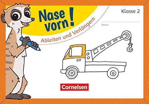 Nase vorn! - Deutsch - Übungshefte - 2. Schuljahr: Ableiten und Verlängern - Übungsheft