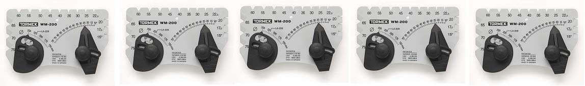 Angle Setter for Sharpening System Master. S 予約販売 WM-200 おトク Tormek