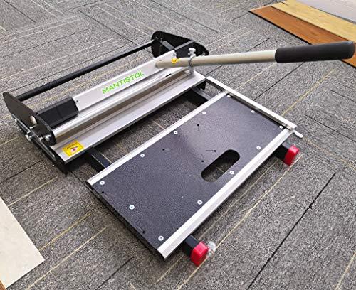 "MantisTol 18"" Heavy duty Vinyl floor cutter LC-460; For VCT,LVT,LVP,SPC,PVC"