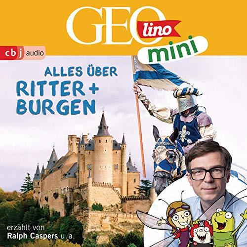Alles über Ritter und Burgen Titelbild