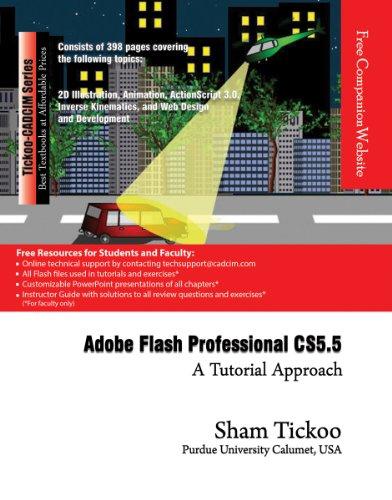 Adobe Flash Professional CS5.5: A Tutorial Approach (English Edition)