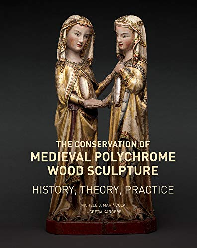 Compare Textbook Prices for The Conservation of Medieval Polychrome Wood Sculpture: History, Theory, Practice 1 Edition ISBN 9781606066553 by Marincola, Michele D.,Kargère, Lucretia