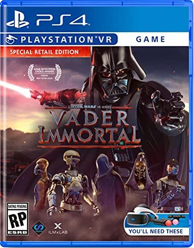 Vader Immortal: A Star Wars VR Series - PlayStation 4