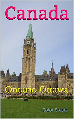 Canada: Ontario Ottawa (Photo Book Book 65) (English Edition)