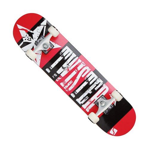 Stuf Twister Skateboard - 118559-001 - Komplettboard Skate Board