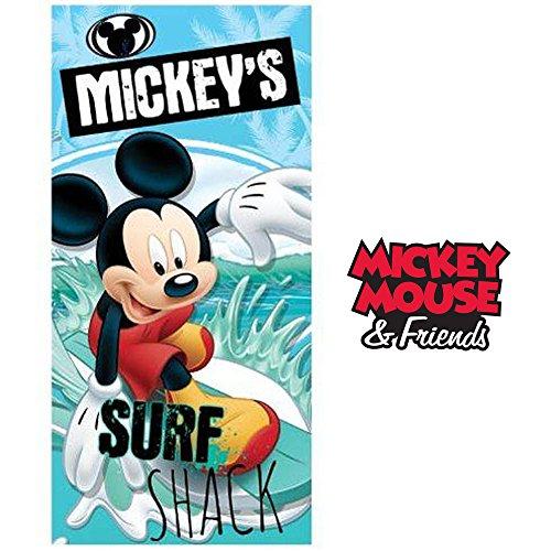Mickey Mouse Handtuch Strandtuch Kinderhandtuch