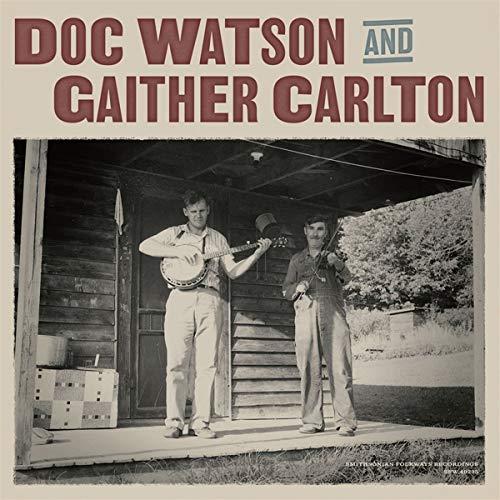Doc Watson And Gaither Carlton [Disco de Vinil]
