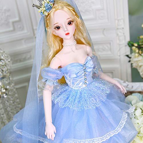 1/3 BJD Doll Volledige Set 62cm 26 Beweegbare Jointed Handgemaakte Jongen SD Dolls Toy Action Figure + Kleding + Pruiken + Schoenen + Make-up + Accessoires