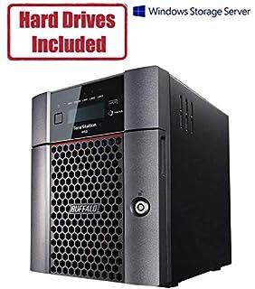 BUFFALO TeraStation WS5420DN Windows Storage Server 2016 Desktop 16TB NAS Hard Drives Included (B07DHDH7BZ) | Amazon price tracker / tracking, Amazon price history charts, Amazon price watches, Amazon price drop alerts