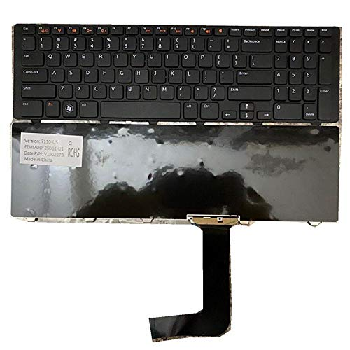 New Keyboard for Dell Inspiron N7110 5720 7720 3750 L702X 454RX 02WCP0 08XN0P US