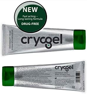 Anatomic Line Cryogel Analgésico gel para aliviar el dolor