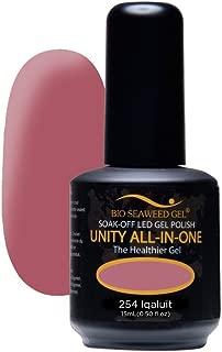 Bio SeaWeed Gel Unity All-In-One UV/LED Gel Polish 254 Iqaluit 15ml