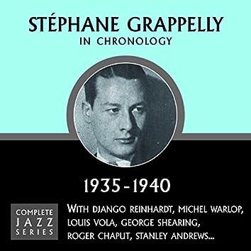 Complete Jazz Series 1935 - 1940