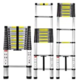 Telescoping Ladder Extension...