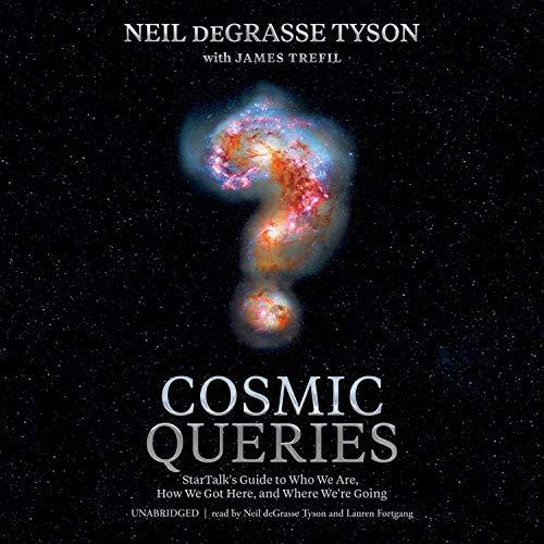 Cosmic Queries cover art