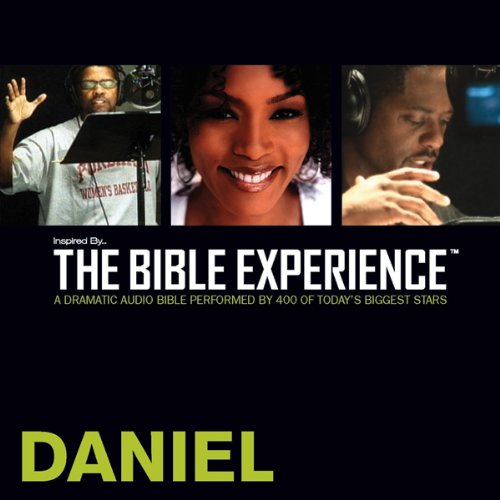 Inspired By … The Bible Experience Audio Bible - Today's New International Version, TNIV: (24) Daniel     The Bible Experience              By:                                                                                                                                 Inspired By Media Group                               Narrated by:                                                                                                                                 Angela Bassett,                                                                                        Cuba Gooding Jr.,                                                                                        Samuel L. Jackson,                   and others                 Length: 1 hr and 14 mins     31 ratings     Overall 4.8