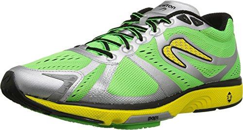 Newton Running Mens Motion IV Running Shoes 9 Green/Black