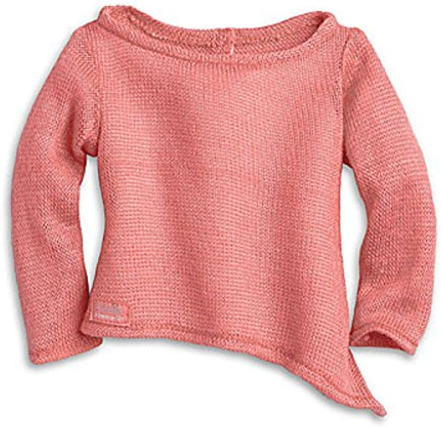 American Girl Isabelle  Isabelle's Coral Sweater  American Girl of 2014