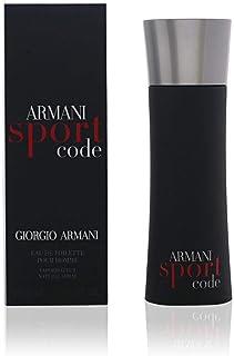 Giorgio Armani Code Sport for Men Eau de Toilette 50ml