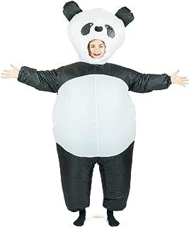 Adult Inflatable Panda Fancy Dress Costume