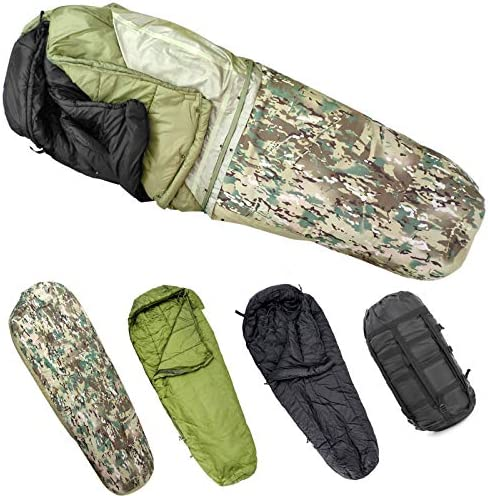 Top 10 Best military sleeping bag system Reviews