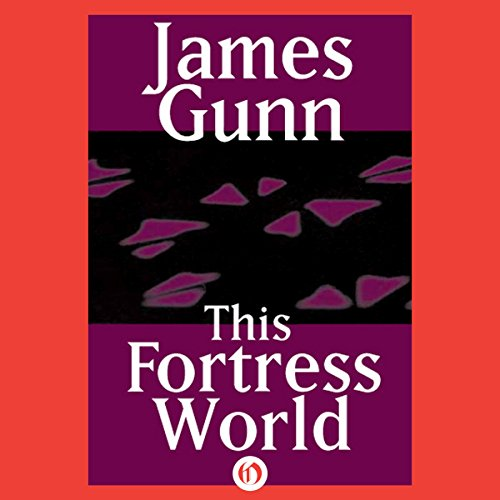 This Fortress World audiobook cover art