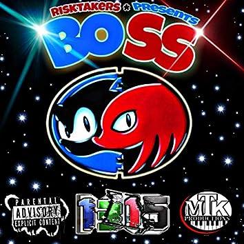 Boss (feat. Bullit Ant & Solo Styles)