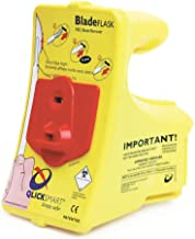 Mopec Qlicksmart Bladeflask Blade Remover - Yellow, International Version