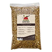 Budgie bliss: With a high-quality mix of varied ingredients and textures, this seed and nut blend has been made especially for budgies. With their affinity for seed variety, no matter how picky your budgerigar is, something in this bag of deliciousne...