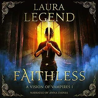 Faithless audiobook cover art