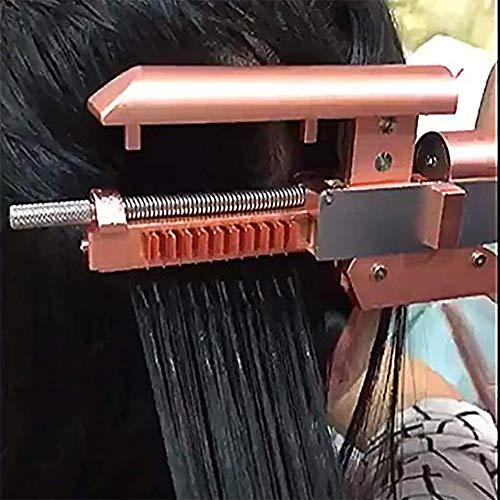 XHH 6D Conexión Pelo Tecnología Máquina En Pelo