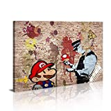 canvas prints :12inchx16inch(30cmx40cm) A perfect wall decorations paintings for living room, bedroom, kitchen, office, hotel, dining room, office, bar etc.. Stretched and Framed canvas art prints ready to hang for home decorations wall decor. Each p...