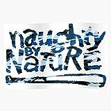 Rap New Treach Style Nature Orange Coast Naughty Jersey East By Hip Hop The Impressionnantes affiches pour la décoration de salle imprimées avec les dernières technologies modernes sur fond de papie