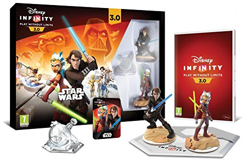 Disney Infinity 3.0: Starter-Set - Special Edition - [PlayStation 3]