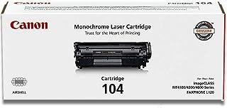 CANON OEM Toner Cartridge, BLACK, yield 2,000