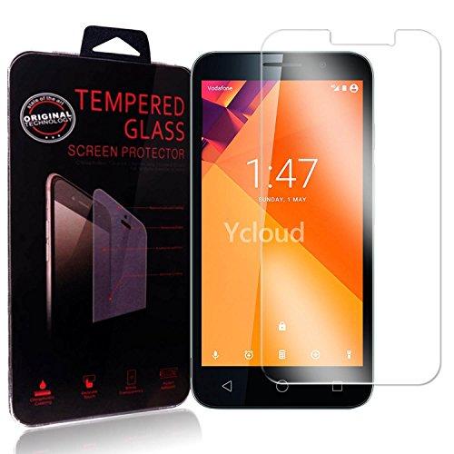 Ycloud Protector de Pantalla para Vodafone Smart Turbo 7 Cristal Vidrio Templado...