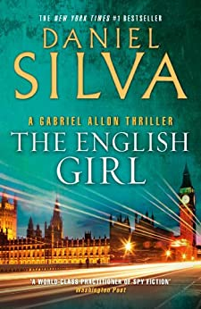 The English Girl (Gabriel Allon Book 13) by [Daniel Silva]