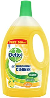 Dettol Multi Surface Cleaner, Citrus, 2.5L