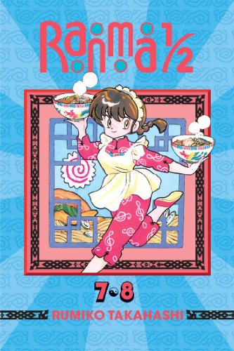 Ranma 1/2 (2-In-1 Edition), Volume 4: Volumes 7, 8