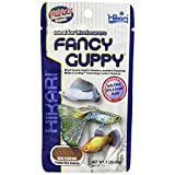 Hikari Usa Tropical Fancy Guppy for Pet Health, Fish Food 1.54oz (2 PACK)