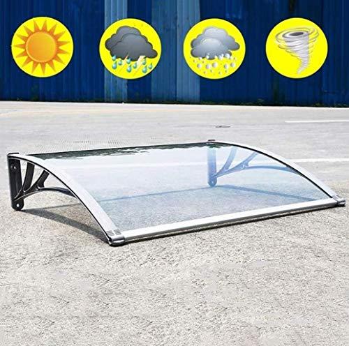 LXXL Porta Tenda Canopy Pioggia Neve Resistente Patio Copertura Veranda Sail Garden Sun Gazebo (Size : 60×120cm)