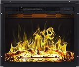 Insert de cheminée électrique AFLAMO LED 90 | Technologie LED à économie d'énergie