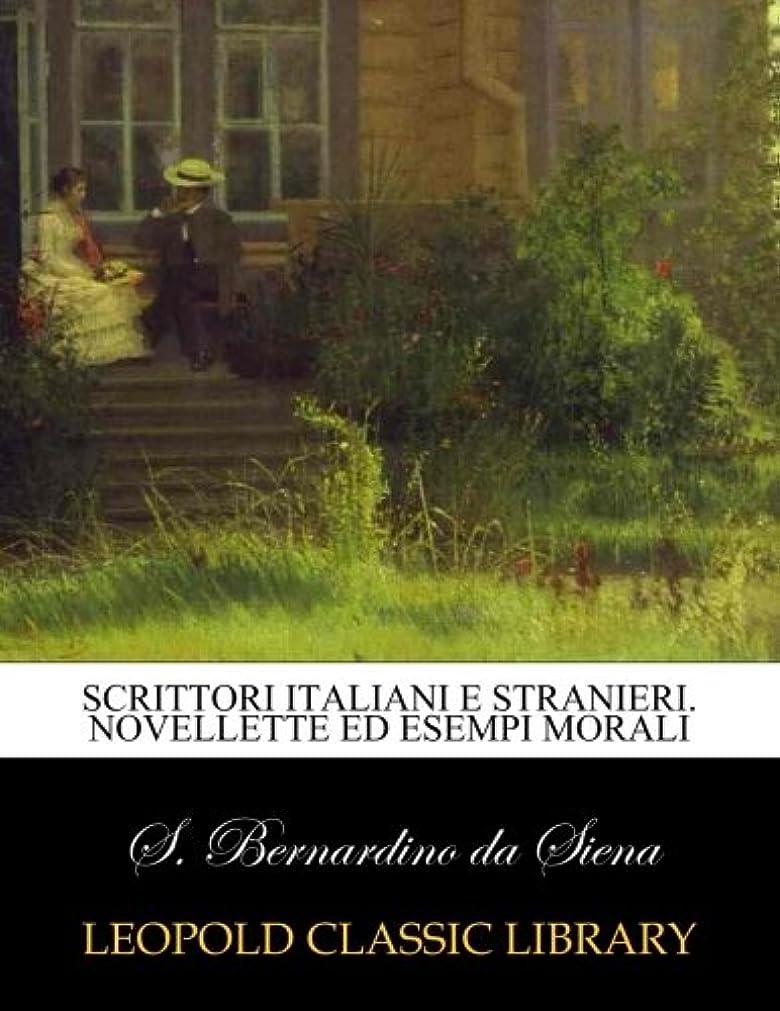 セレナブートその他Scrittori Italiani e stranieri. Novellette ed esempi morali