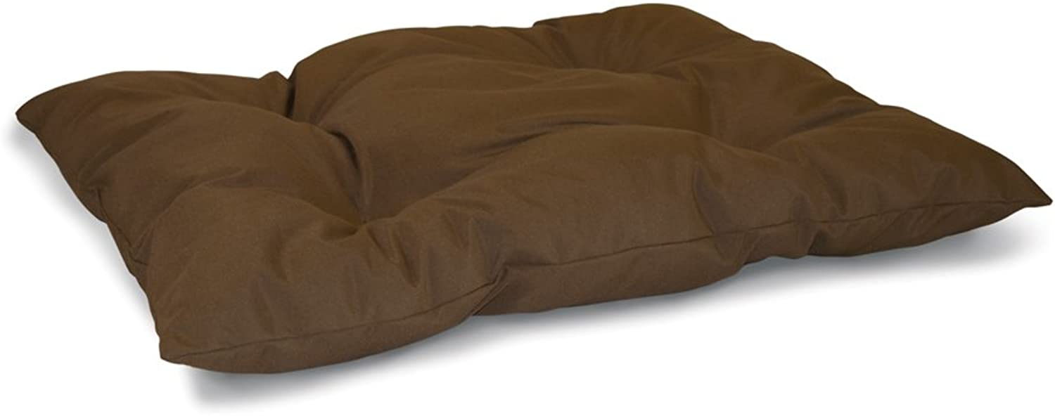 pinkwood Cool Cushion, 25 x 32inch, Small, Chocolate