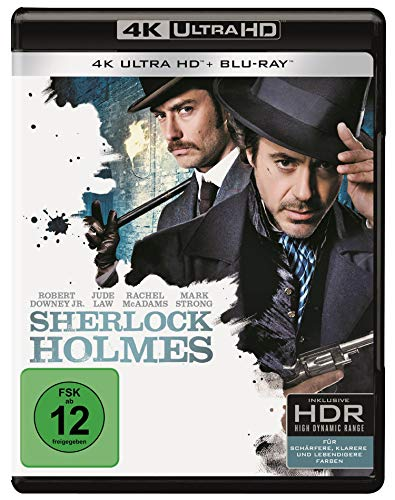 Sherlock Holmes (4K Ultra HD) (+ Blu-ray 2D)