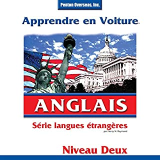 Apprendre en Voiture: Anglais, Niveau 2                   Written by:                                                                                                                                 Henry N. Raymond                               Narrated by:                                                                                                                                 Penton Overseas Inc.                      Length: 3 hrs and 2 mins     Not rated yet     Overall 0.0